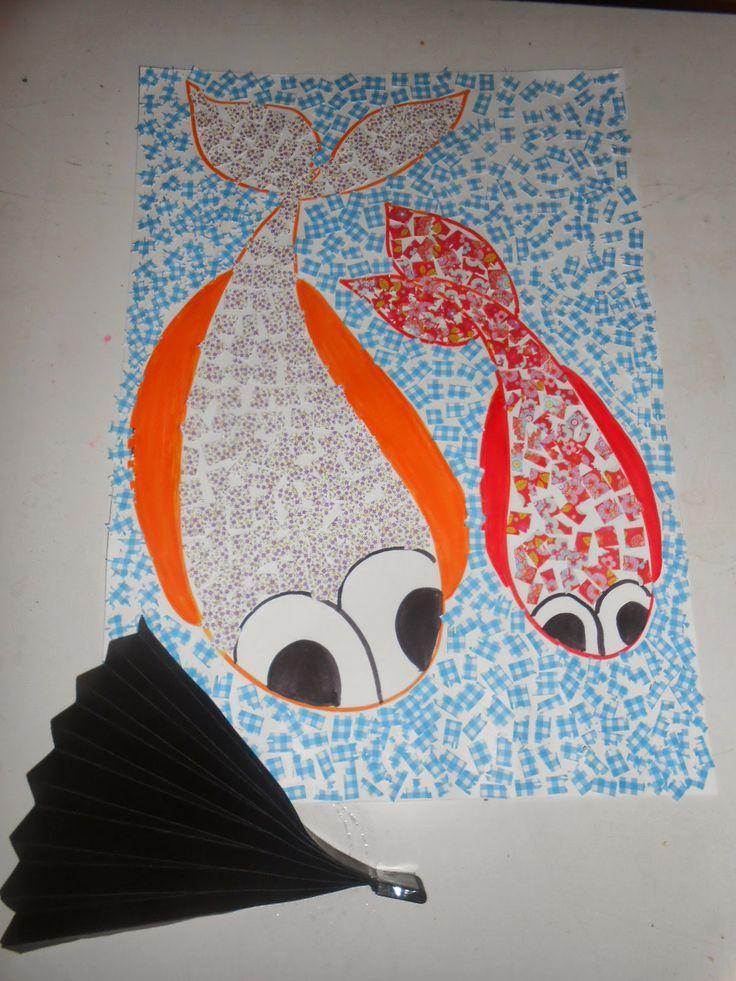 A la manière d'Henri Matisse