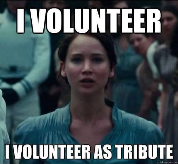I Volunteer As Tribute Fit Girl Problems Workout Memes Gym Humor #harry styles #harry #one direction. i volunteer as tribute fit girl