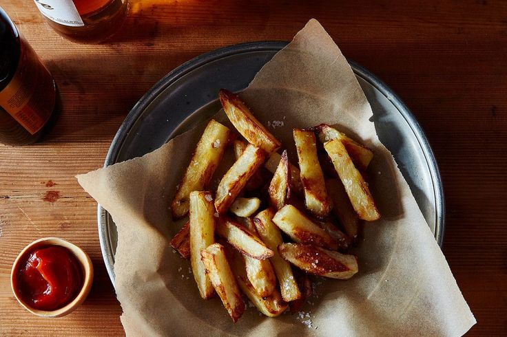 How to Make the Best Oven-Baked French Fries - Genius Recipes