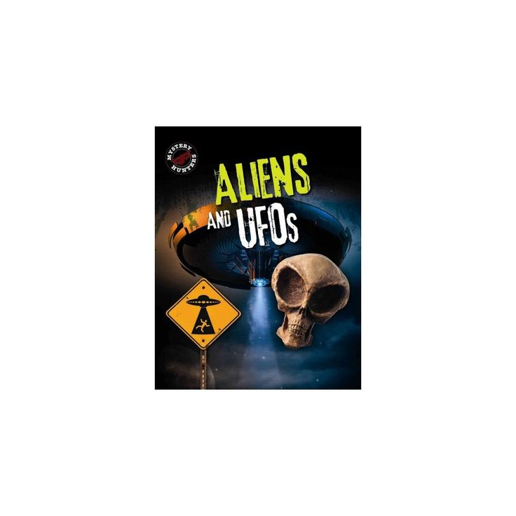Aliens and UFOs (Vol 1) (Paperback) (Sarah Levete)
