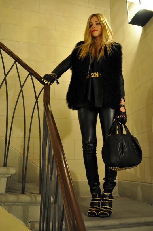 black & gold...gloves