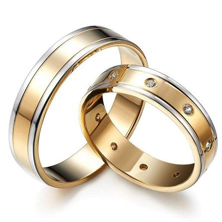 Luxurious Connection - Luxury wedding rings