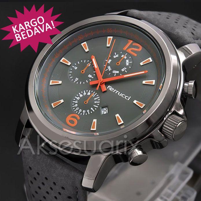 Yeni sezon Ferrucci erkek kol saati modelleri  görüceye çıktı.Trend tasarıma sahip en şık Ferrucci erkek kol saati modelleri yeni sezonda fazlasıyla dikkat  çekiyor.ünlü markaların birçok modeli ferrucci yeni kataloğunda mevcut.tek yapmanız gereken istediğiniz modele karar vermek.2014 yeni sezon Ferrucci erkek kol saati modelleri www.aksesuarix.com 'da