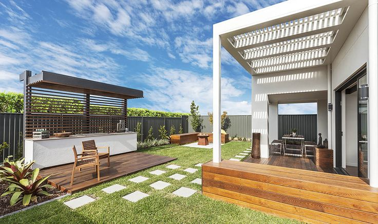 OUTDOOR LIVING / ALFRESCO - Synergy 29 with Vibe Façade on ... on Synergy Outdoor Living  id=26071