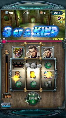 Konami releases Slot Revolution for Kindle Fire.