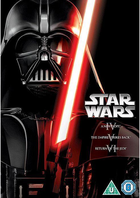 Star Wars Originals Trilogy (DVD) £15