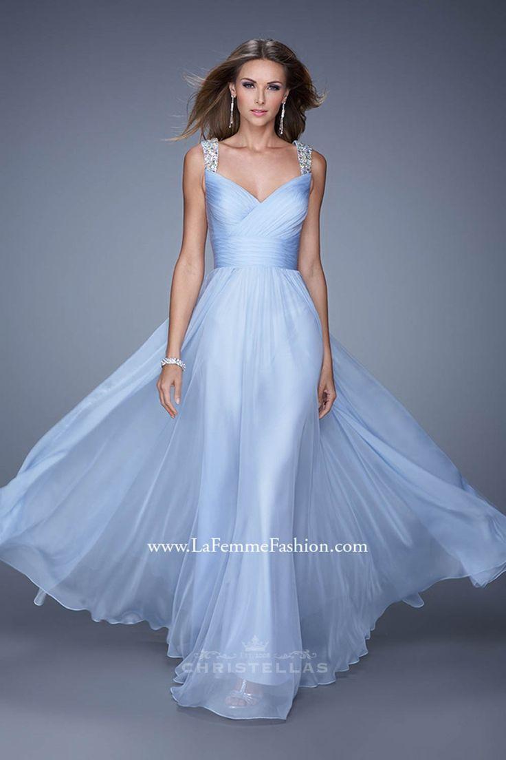144 best Luxurious Long Dresses images on Pinterest | Full length ...