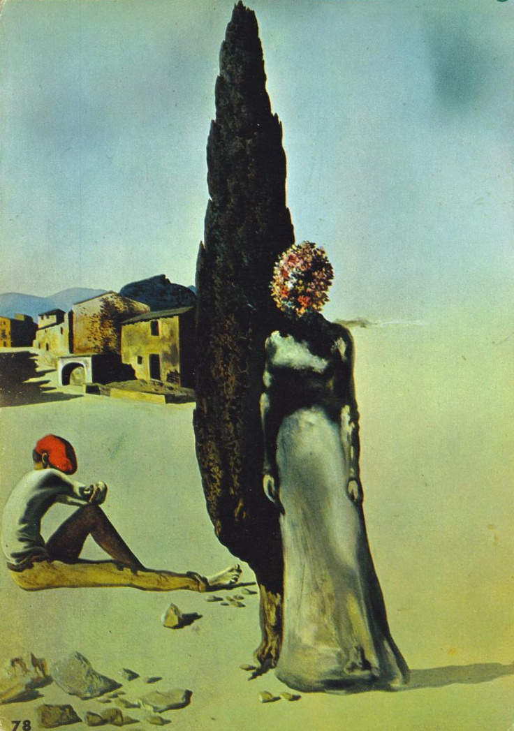salvador dali dadaism and surrealism Dada was an art movement which reacted to the madness of world war i  the  late salvador dali is the most famous surrealist with his waxed.