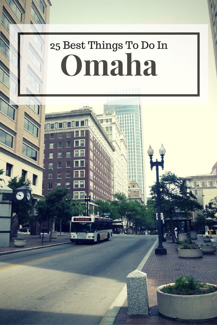 Things To Do In Omaha, Nebraska