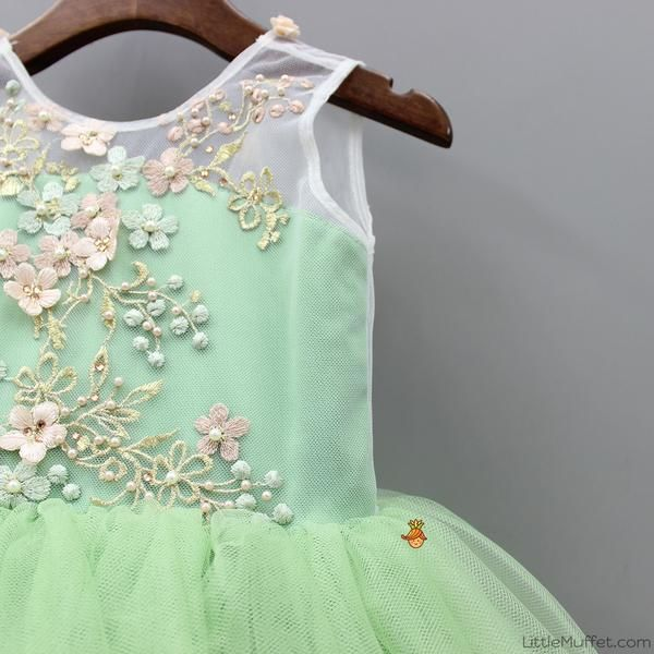 Pre Order: Green Gown
