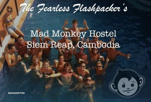 Mad Monkey Hostels: A Flashpacker's Socially Responsible Dream in Siem Reap, Cambodia