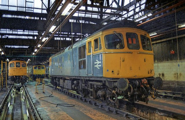 33040, 33055 and 33201 Hither Green   Cromptons a plenty in …   Flickr