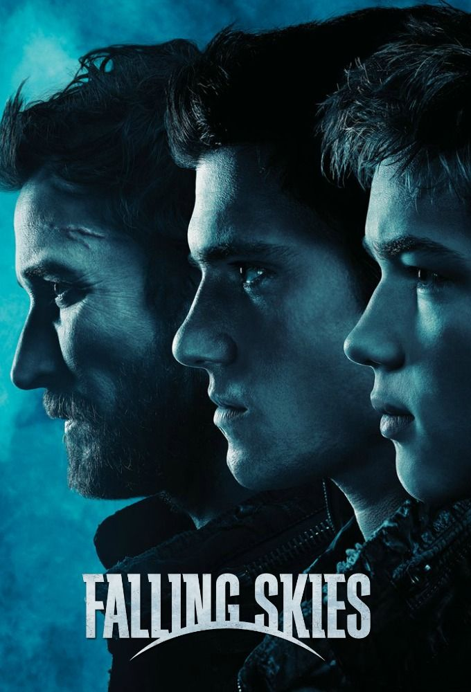 #FallingSkies▶ Poster da 4a temporada  ▷Estreou na TNT a 22/06/14