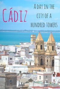 A visit to Cadiz on the Costa de la Luz, Spain. Andalusia day trip destination by the sea. Historic old town, great food and plenty of things to see. #spain #spanish #daytrip #roadtrip #andalusian #c�diz (scheduled via http://www.tailwindapp.com?utm_sourc