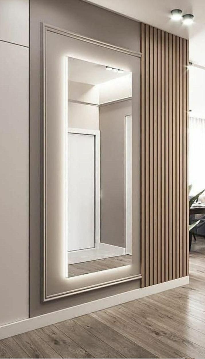 ديكور مرايا مودرن ديكورات تكسيات خشب مرايا مداخل مرايا مدخل خش مدخل In 2021 Tv Room Design Luxury Living Room Room Design