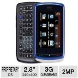 LG Xenon GR500 Unlocked Phone with QWERTY Keyboard, 2MP Camera, GPS and Touch Screen - LG BEST REVIEW