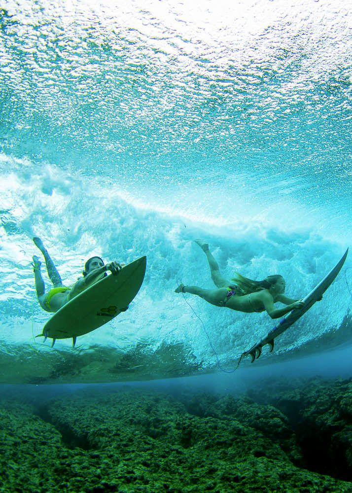 Surfing in Hawaii #FNetScentsational