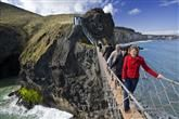 discover northern Ireland - website-Carrick-a-rede Rope Bridge