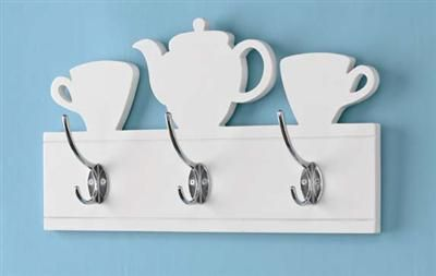 Teapot Wall Hook