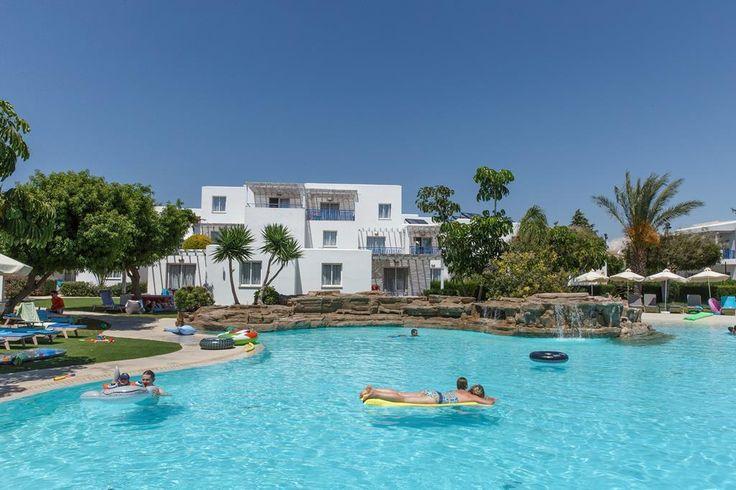 TIME TO SMILE Aliathon Holiday Village - Paphos, Cyprus | Traveltroef
