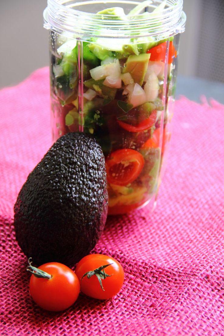 Recette de guacamole maison