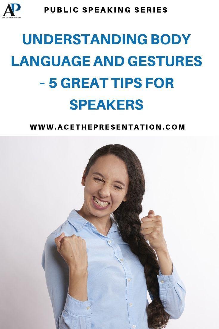 Body Language Basics - 5 Effective Presentation Tips