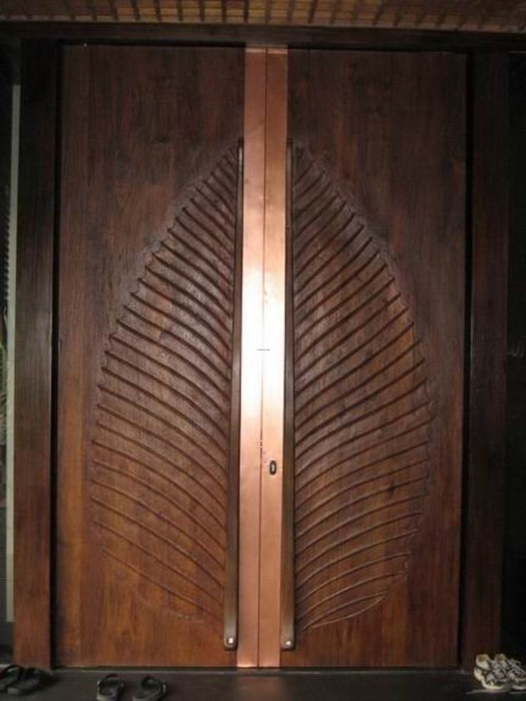 1000 ideas about wooden main door design on pinterest for Wooden entrance doors