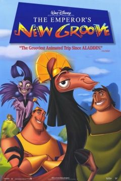 probably the greatest movie ever...yay! I'm a llama again...wait.