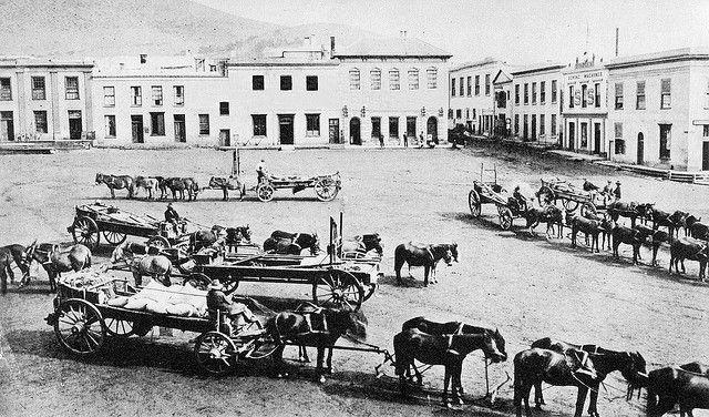 Green Market Sq. 1880's