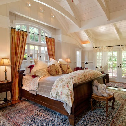 Bedrooms With Oriental Rugs Design Ideas, Pictures, Remodel, And Decor    Page 6