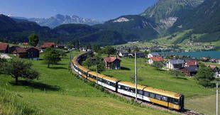 Interrail rejser top 5. Fra Middelhavskysten og Alperne til det ukendte Balkan og de brølende storbyer. Interrail lokker med mangfoldige Europa.
