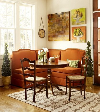 banquette seating | What is Banquette Seating?