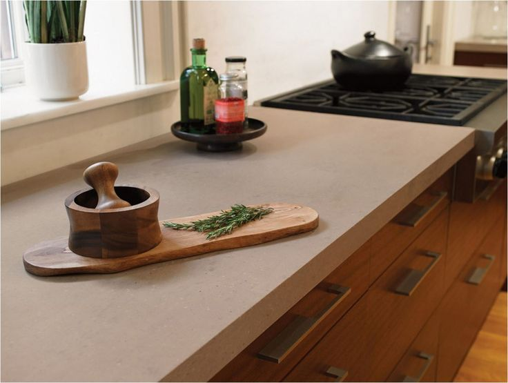 FOCUS: Formica solid surfacing (for kitchen counters)