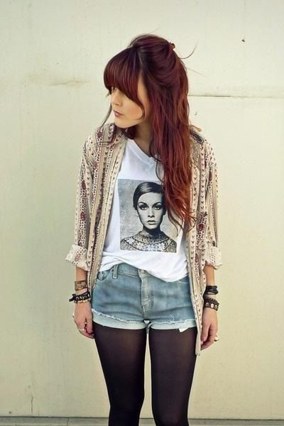 Best 25+ Hipster Style Girl Ideas On Pinterest