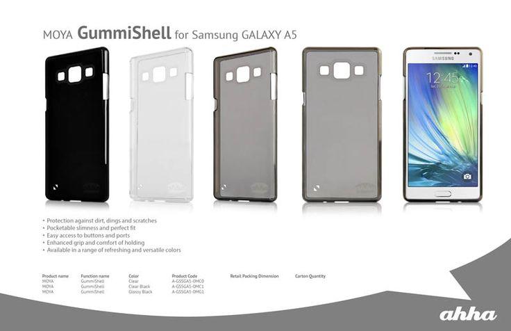 Ahha Moya Gummishell Case Samsung Galaxy A5 a500