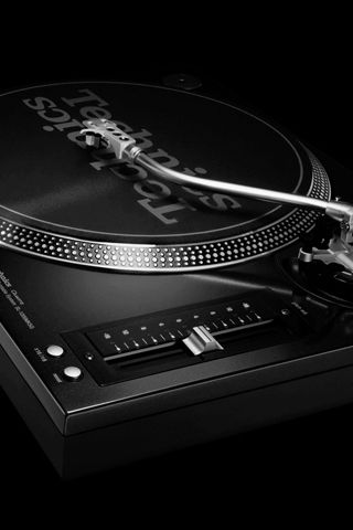 Technics 1200 Android Wallpaper Hd Music Android