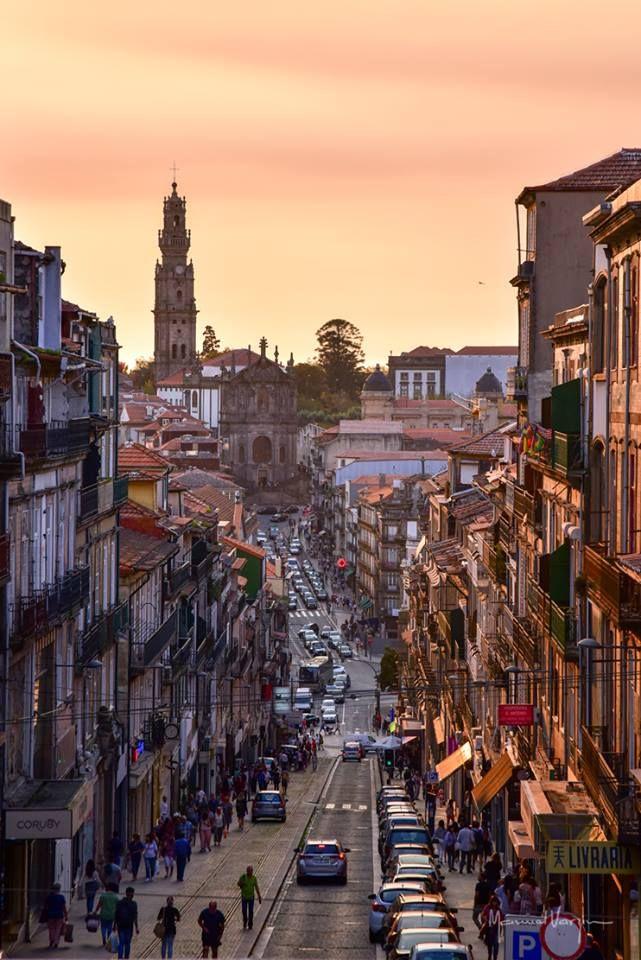 R. 31 de Dezembro - Porto - Portugal - Outono - Outubro 2017 - f. Manuel Varzim