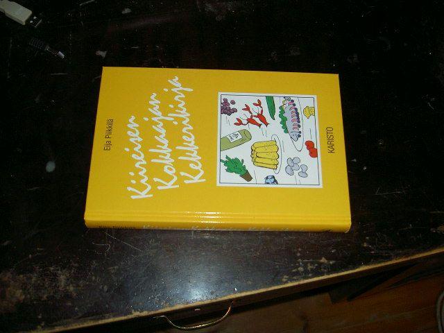 kiireisen kokkaajan kekkerikirja