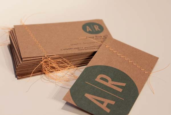 Becoming A Designer : Business Cards