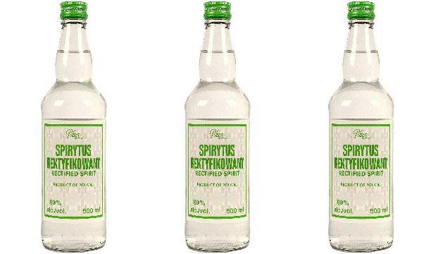 Spirytus-Vodka// 10 of the world's strongest spirits//THe Spirits Business