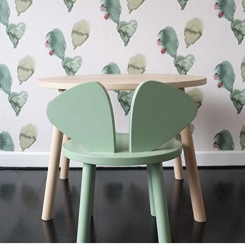 Say hi to the cutest mouse since Mickey. #nofred #mousechair #danishdesign #newin #stadtlandkind