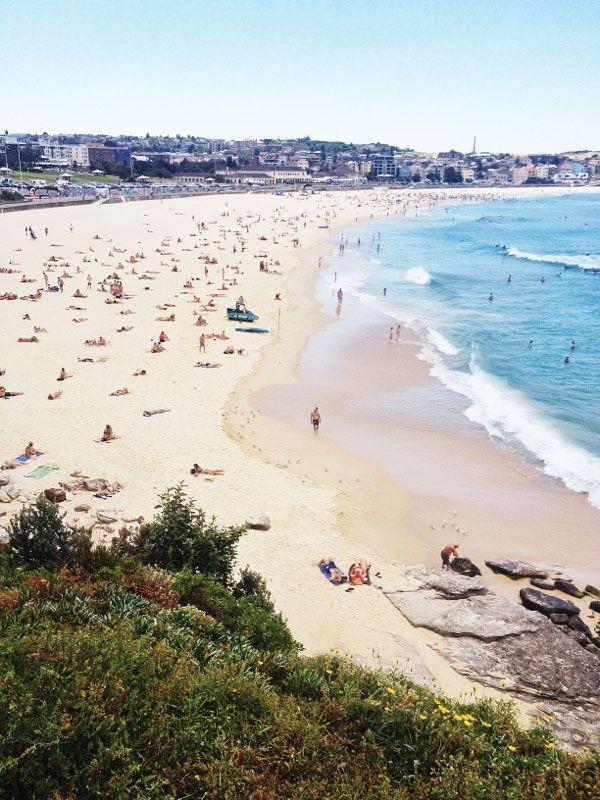 Bondi Beach, Australia.