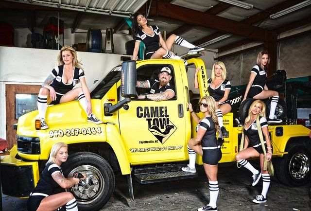 Camel Tow Is the Country's Sexiest Towing Company