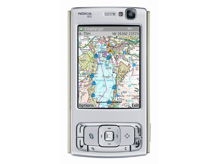 Nokia N95 gets off-road satnav package | Outdoors enthusiasts and countryside lovers can now get detailed ViewRanger off-road mapping and satellite navigation software for the GPS-equipped Nokia N95 smartphone Buying advice from the leading technology site