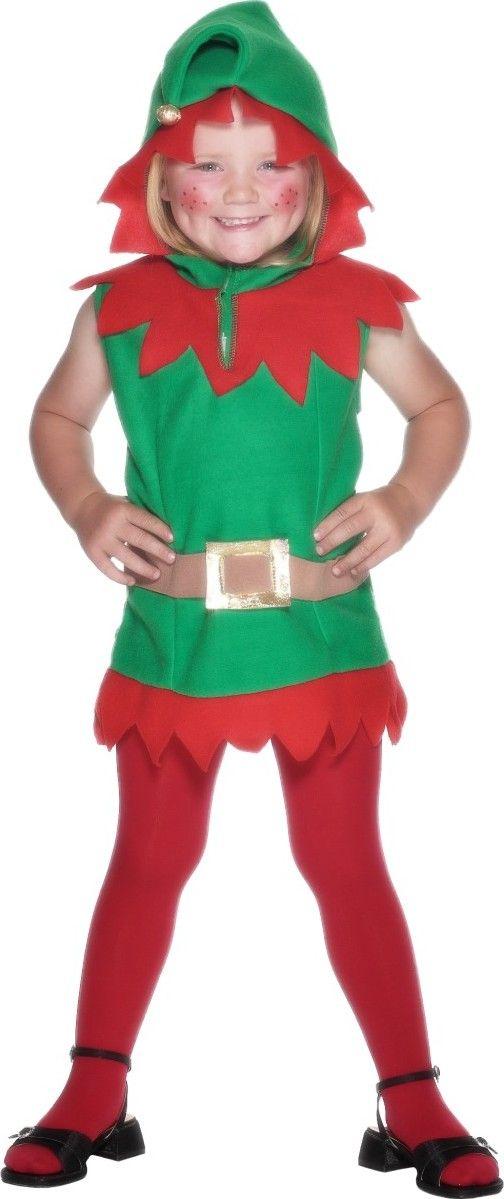 Disfraz de elfo navidad para ni a disponible en http www - Disfraces navidenos para ninas ...