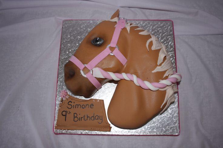 Horse Cake - www.suikerbekkie.co.za