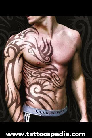 Back Tattoos For Men 10 - http://tattoospedia.com/back-tattoos-for-men-10/
