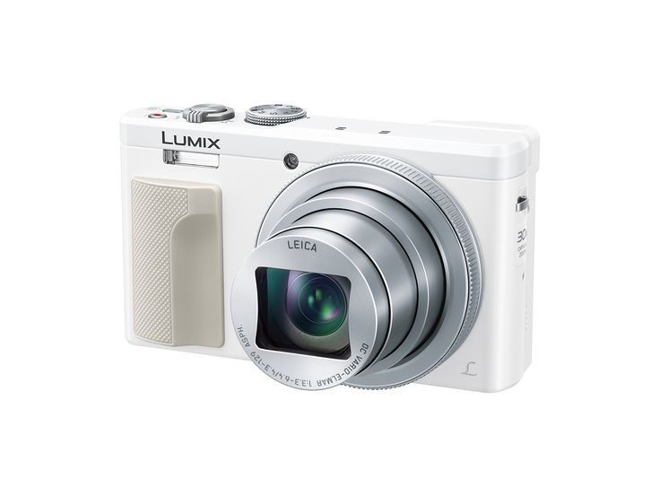 """Panasonic digital camera Lumix TZ85 optical 30 times white DMC-TZ85-W. The best shot can be easily taken with """"4K photo (high-speed continuous shooting)"""" and new function """"Focus Select"""" Wide angle 24 mm (* 2) / Optical 30 times Leica DC lens, New Venus engine realizes high image quality High-definition movie can also be taken 4K30p, AVCHD 60p for shooting."""