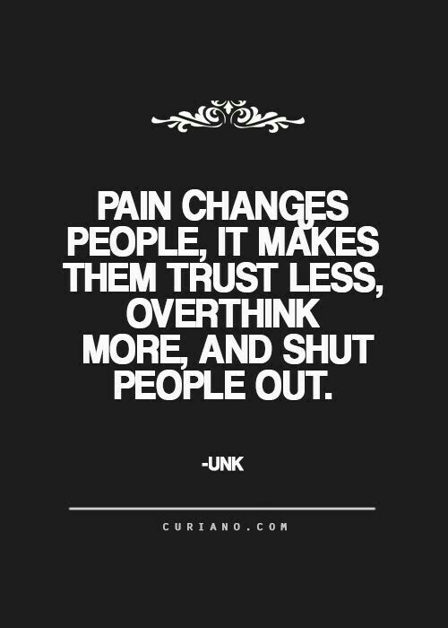 This really resonates with me. Three years on and it's still a struggle!