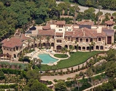 Eddie Murphy's house...can you say unnecessary?